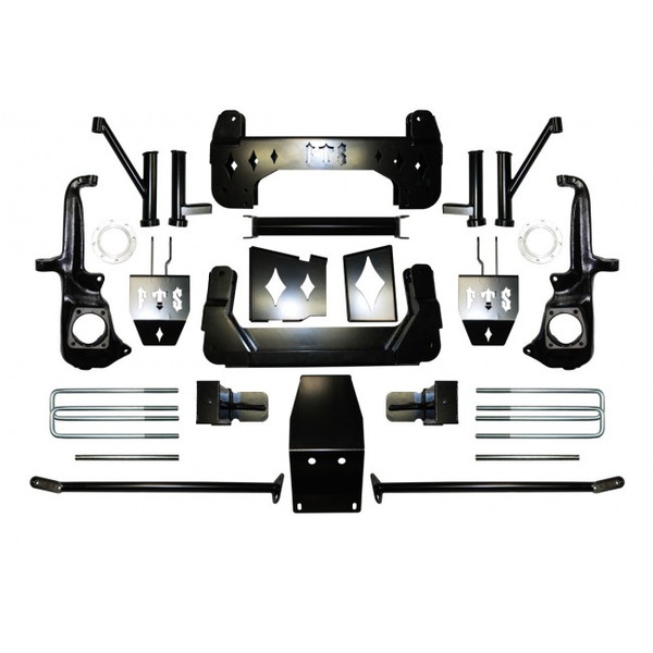 "Chevrolet Silverado 2500HD 2020 Full Throttle 10-12"" Lift Kit"