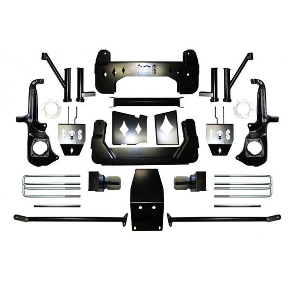 "Chevrolet Silverado 3500HD 2020 Full Throttle 10-12"" Lift Kit"
