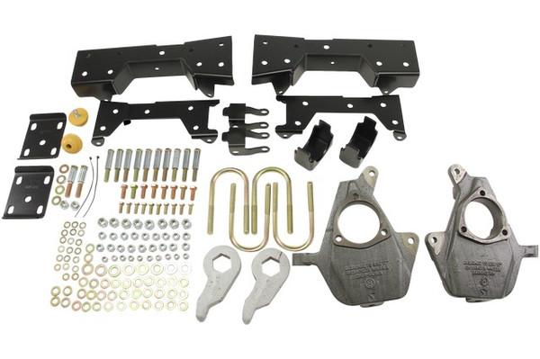 "Chevrolet Silverado 1500 STD Cab 2005-2007 3-4"" / 6"" Belltech Lowering Kit"