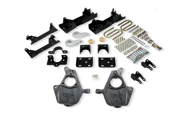 "Chevrolet Silverado 1500 EXT Cab 2005-2007 3-4"" / 6"" Belltech Lowering Kit"