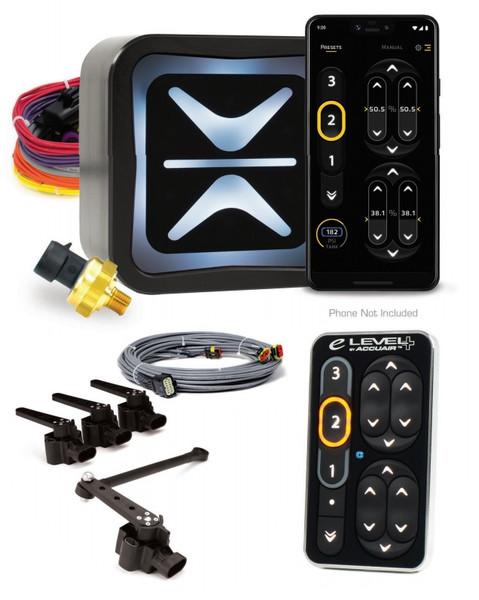 Accuair e-Level+ Complete Kits