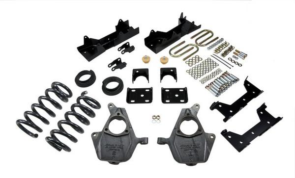 "Chevrolet Silverado 1500 1999-2007 4-5"" / 7"" Belltech Lowering Kit"
