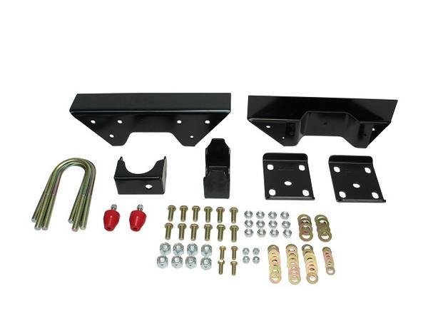 """Chevrolet 2500 1990-1999 Belltech Rear 8"""" Drop Axle Flip Kit"""