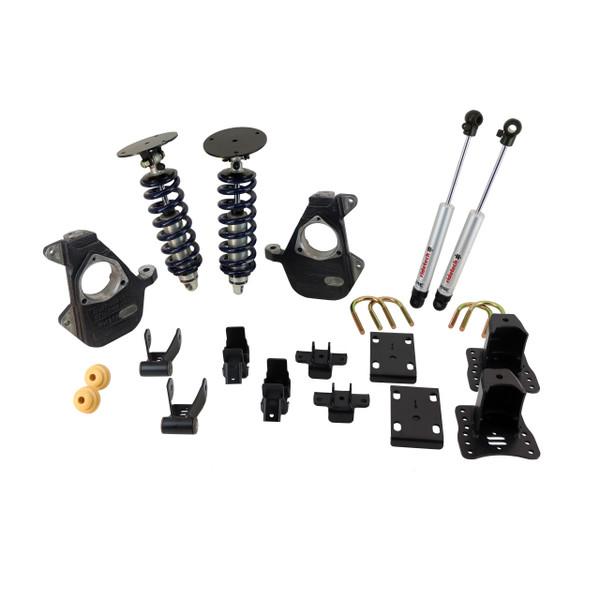 Chevrolet Silverado 1500 2007-2013 4/6.5 Ridetech StreetGrip Lowering Kit