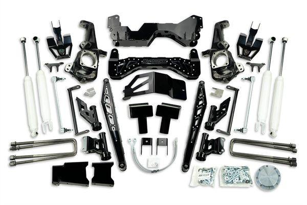 "Chevrolet Silverado 3500HD 20-21 7""-9"" McGaughys SS Lift Kit"