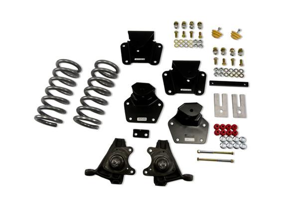 """Dodge Dakota 1991-1996 (V8 Only) 4""""/4"""" Belltech Lowering Kit"""