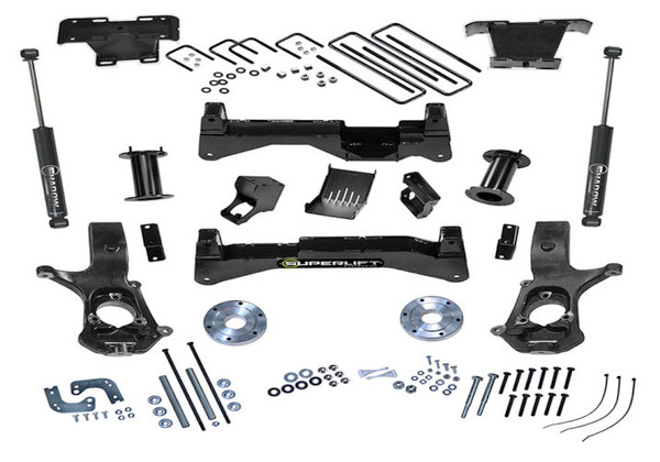 "Chevrolet Silverado 1500 2014-2018 8"" Superlift Lift Kit"
