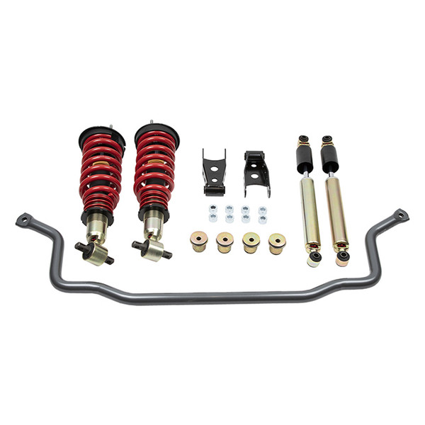 "Chevrolet Silverado 1500 2007-2018 1""-3""/ 3"" Belltech Performance Handling Kit PLUS"