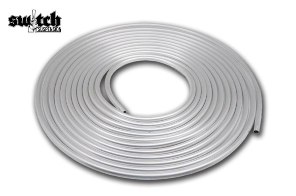 """3/8"""" Stainless Steel Tube; Soft Annealed (25ft roll)"""
