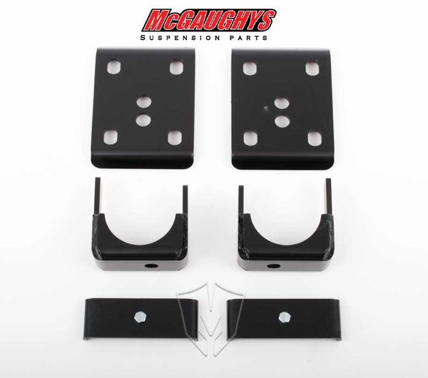 "Chevrolet Silverado 1500 2019-2021 Rear 6"" Drop Axle Flip Kit - McGaughys Part# 34347"
