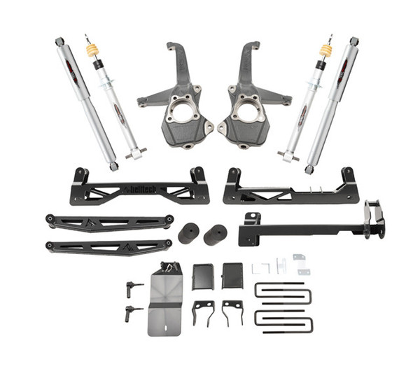 "Chevrolet Silverado 1500 4wd 2019-2021 Belltech 6-8"" Lift Kit"