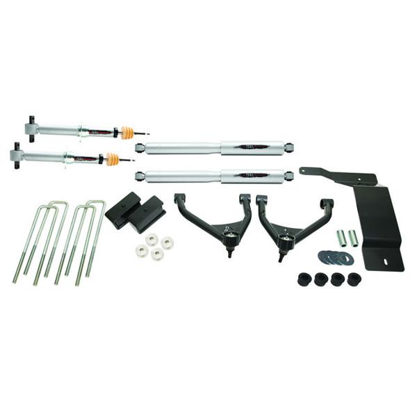 """GMC Sierra 1500 2007-2013 4wd Belltech 4"""" Lift Kit"""