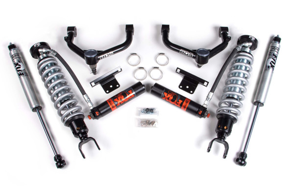 """Dodge Ram 1500 2020 BDS 2"""" Performance Coilover Lift Kit"""