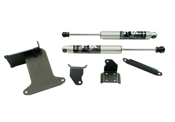Ford F-250/F-350 2005-2021 Superlift Dual Steering Stabilizer