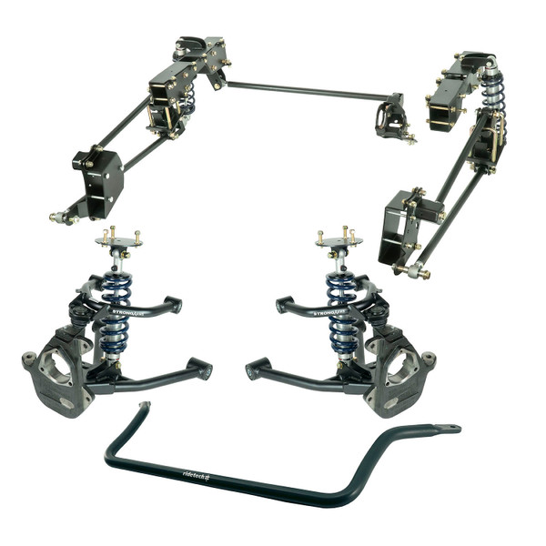 GMC Sierra 1500 2007-2013 Ridetech Complete Coilover Kit
