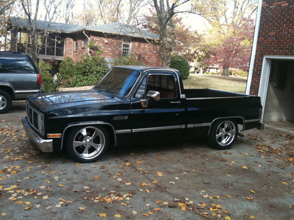 20x8.5 & 20x10 Eagle 225 Wheels, 255/40R20 Front Tires & 295/40R20 Rear Tires