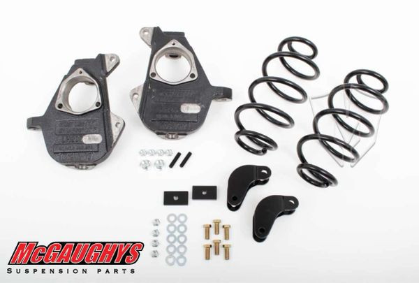 Chevrolet Avalanche 2007-2014 2/3 McGaughys  Deluxe Drop Kit