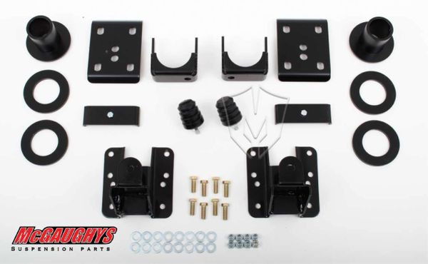 Chevrolet Silverado 1500 2/4wd 2014-2018 2/4 McGaughys Lowering Kit
