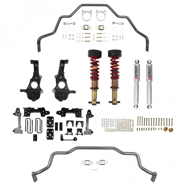 "GMC Sierra 1500 2019-2021 2""-5""/ 6"" Belltech Performance Handling Kit"