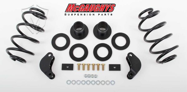 Chevrolet Avalanche 2wd 2007-2014 2/3 Economy Drop Kit - McGaughys Part# 34065/34066