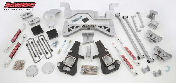"Chevrolet Silverado 2500HD 2002-2010 7-9"" McGaughys  Lift Kit"