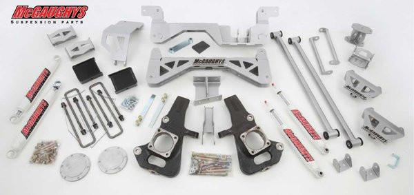 "Chevrolet Silverado 3500HD 2002-2010 7-9"" McGaughys Lift Kit"