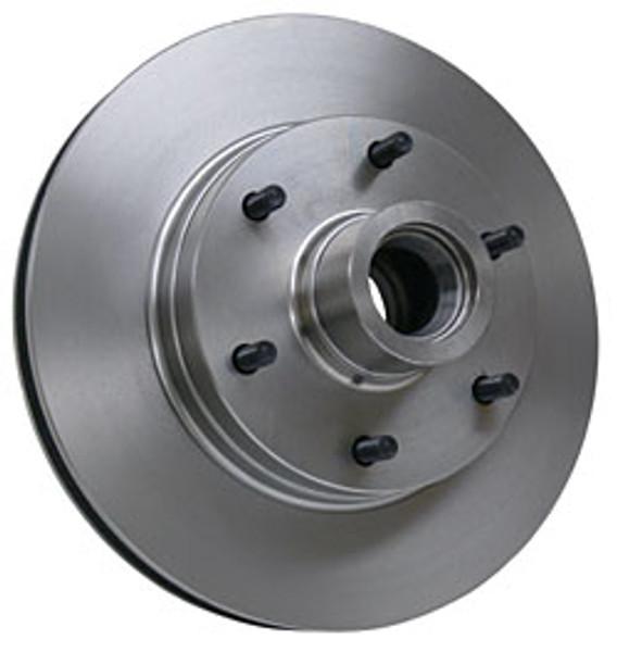 "Chevrolet C-10 1960-1987 12"" Front Disc Brake Rotor; 6x5.5 Bolt Pattern - McGaughys Part# 63158"