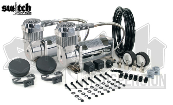 Viair 380C Compressor Dual Pack