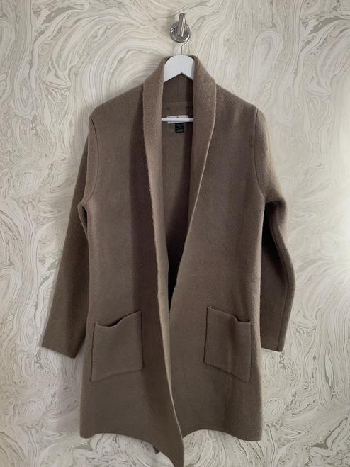 The Autumn Jacket (Taupe)