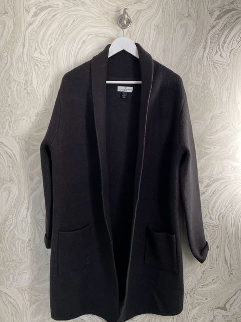The Autumn Jacket (Charcoal)