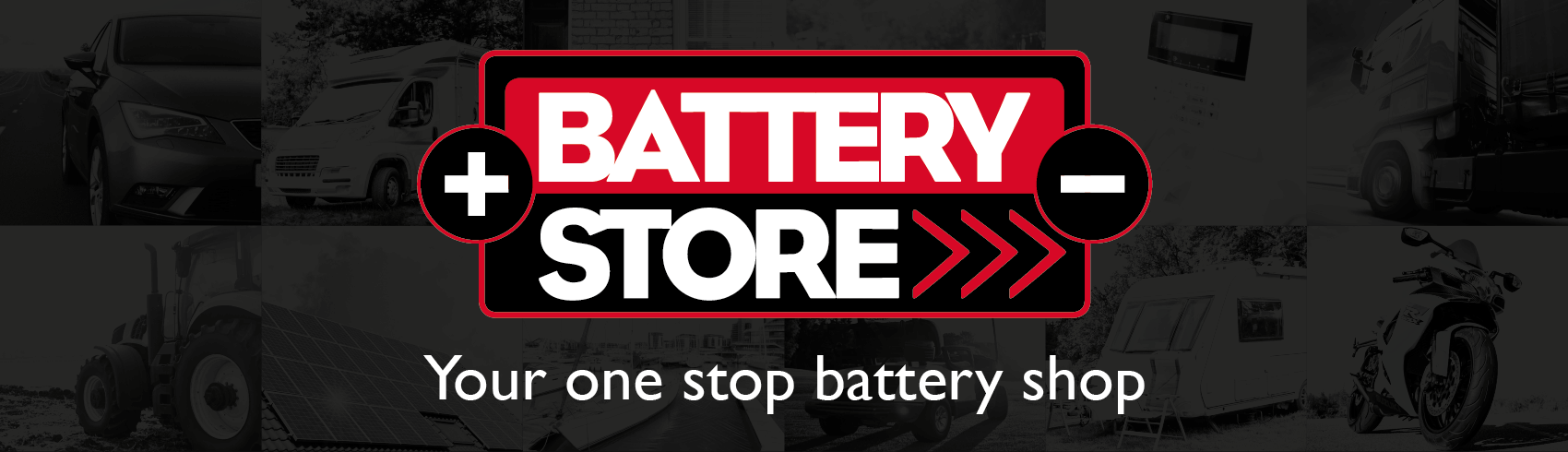 Battery Store - Your One Stop Battery Shop