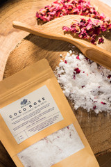 B2B Organic Coco Rose Milk Bath
