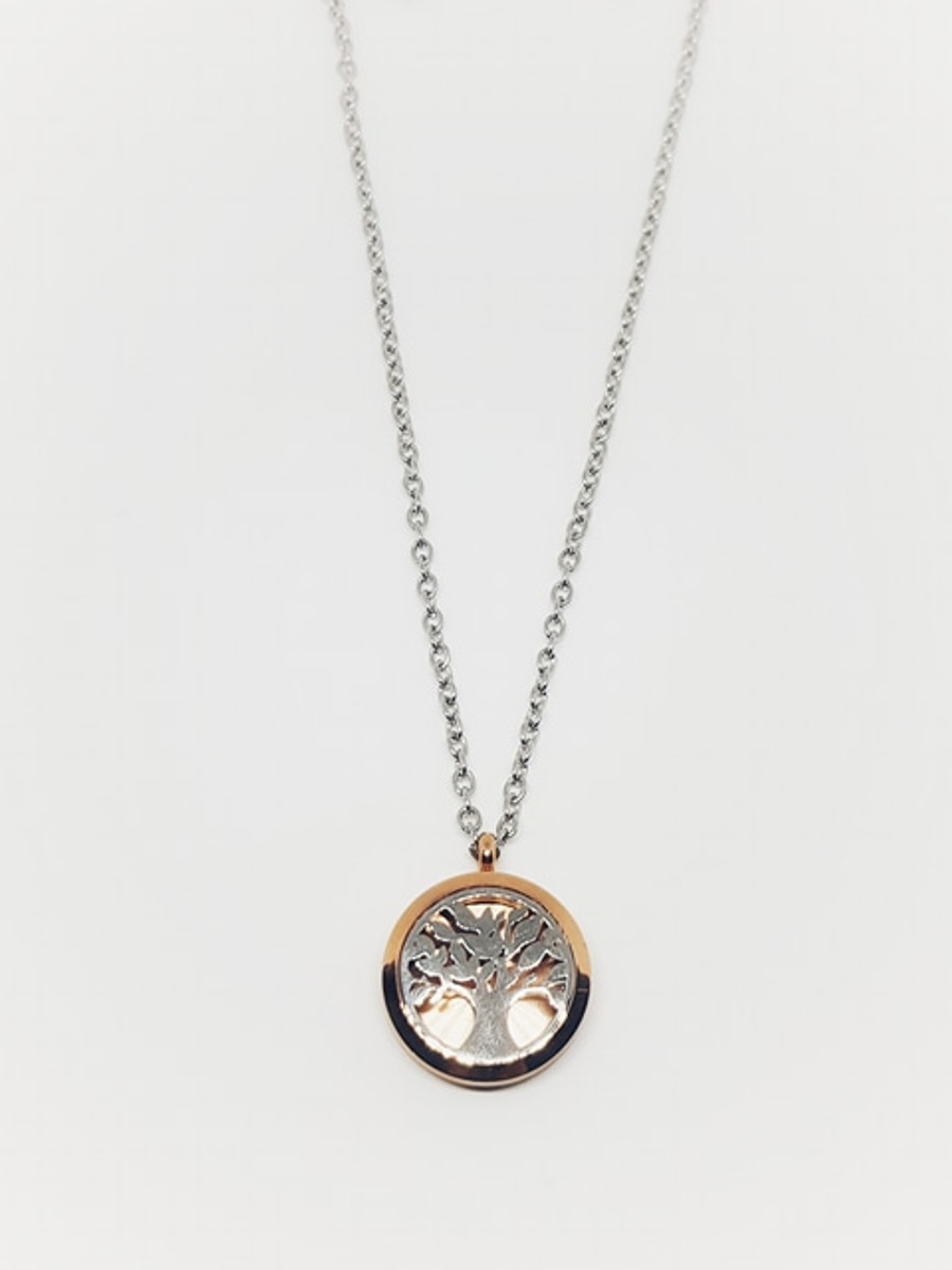 Tree of Life Diffuser Necklace