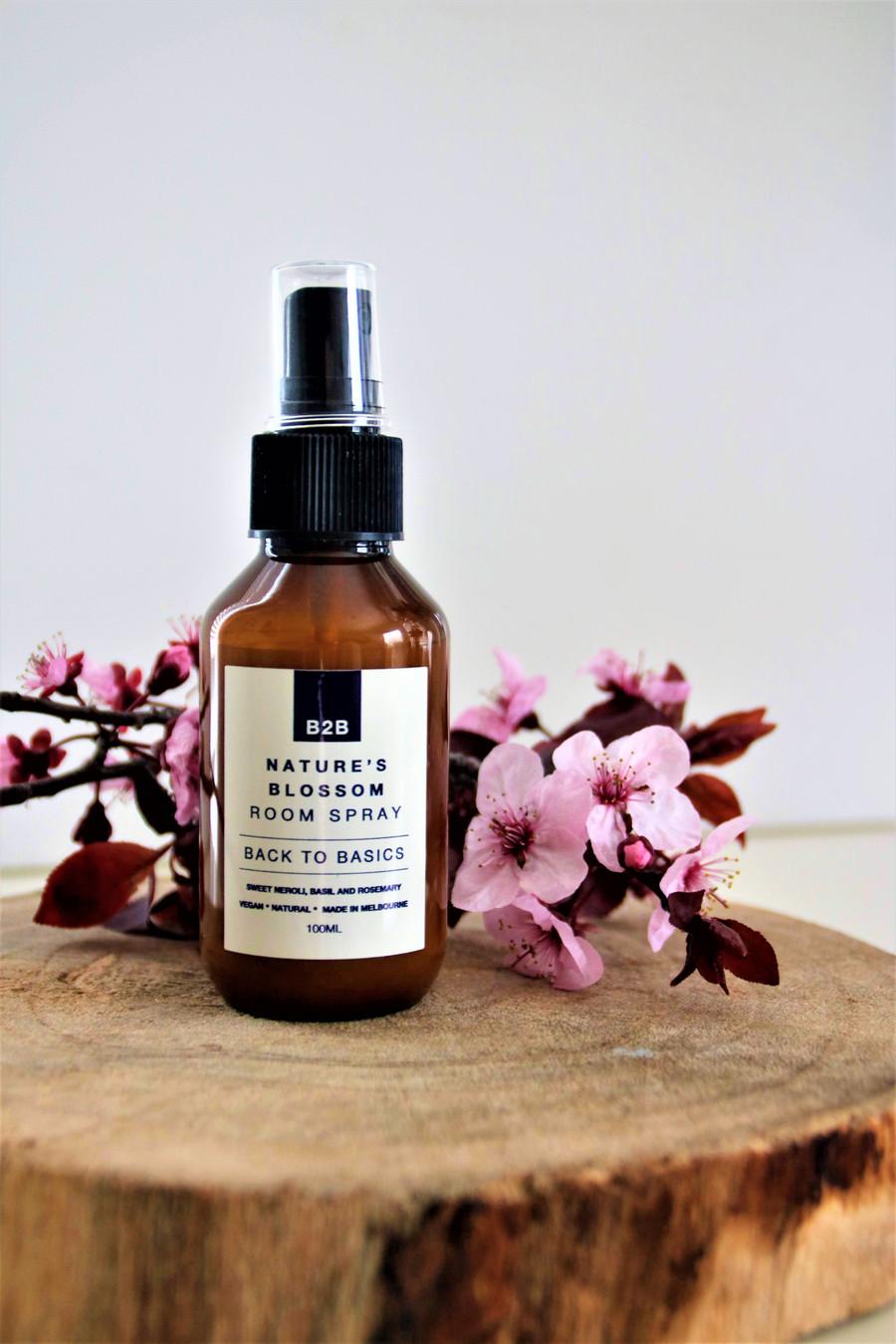 B2B Nature's Blossom Room Spray