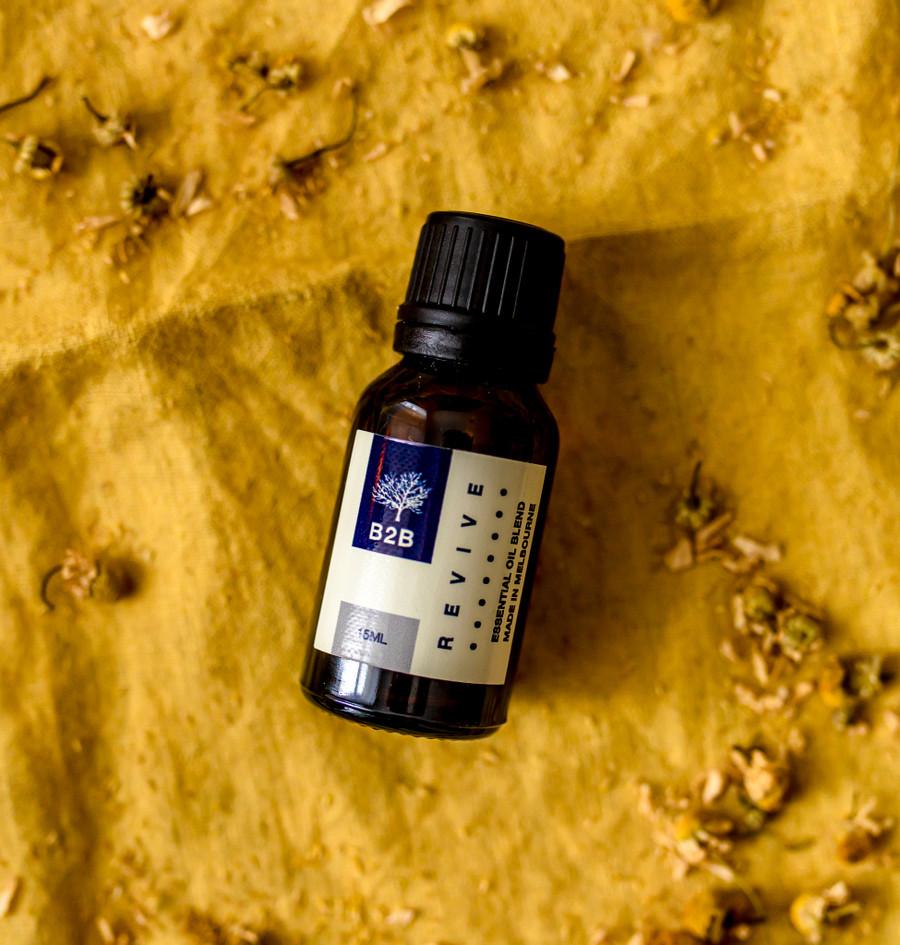 B2B Revive Essential Oil Diffuser Blend 15mL