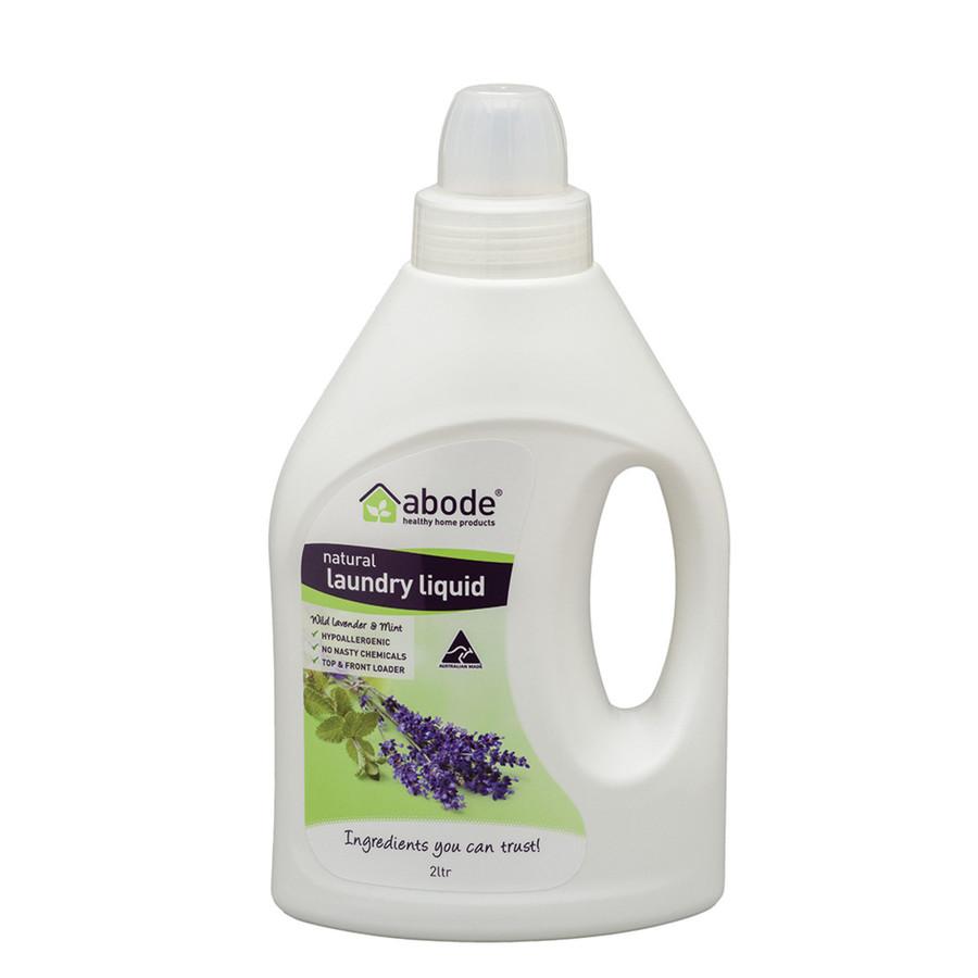 Abode Laundry Liquid Wild Lavender & Mint 2Lt
