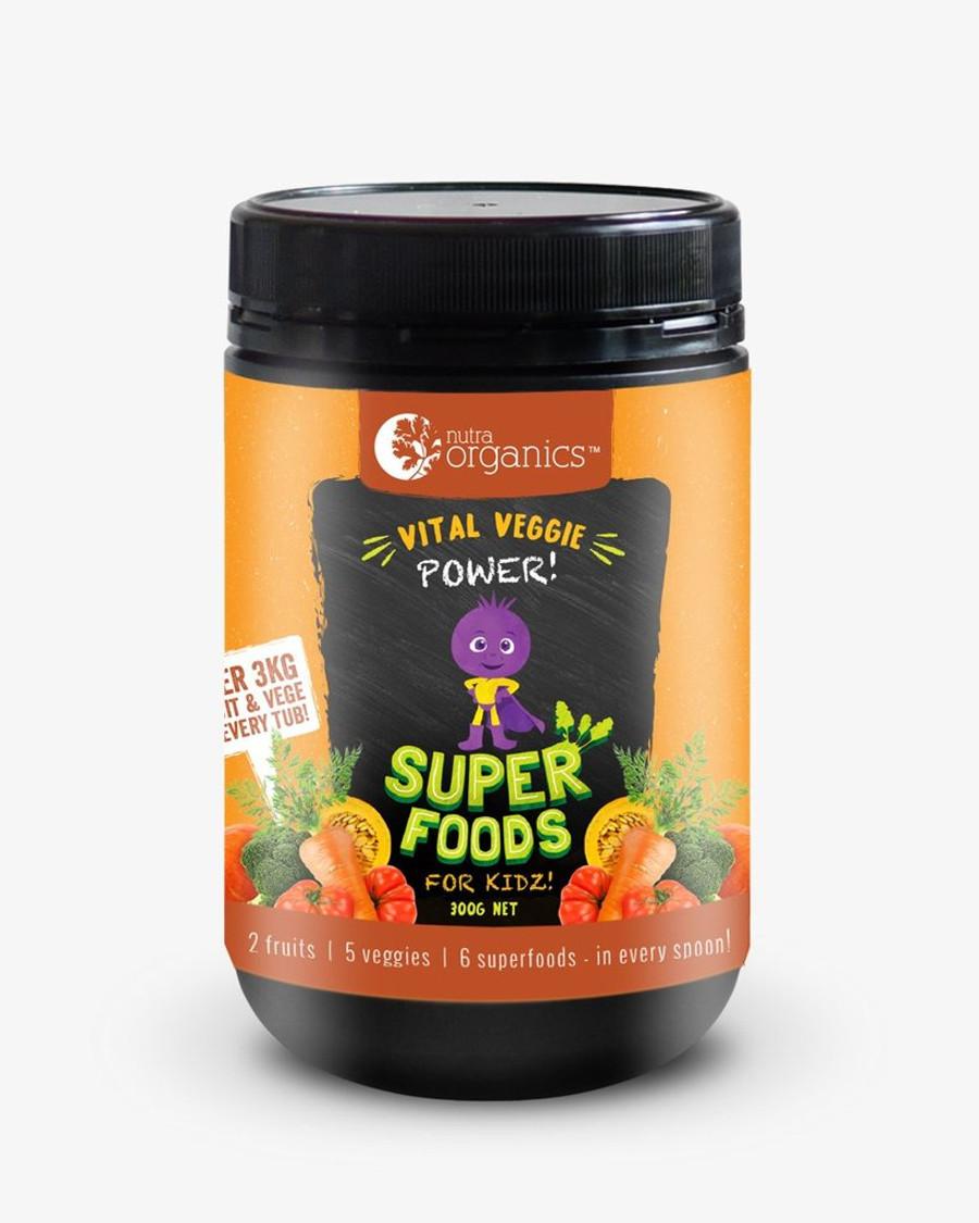 Nutra Organics Vital Veggie Power 300g