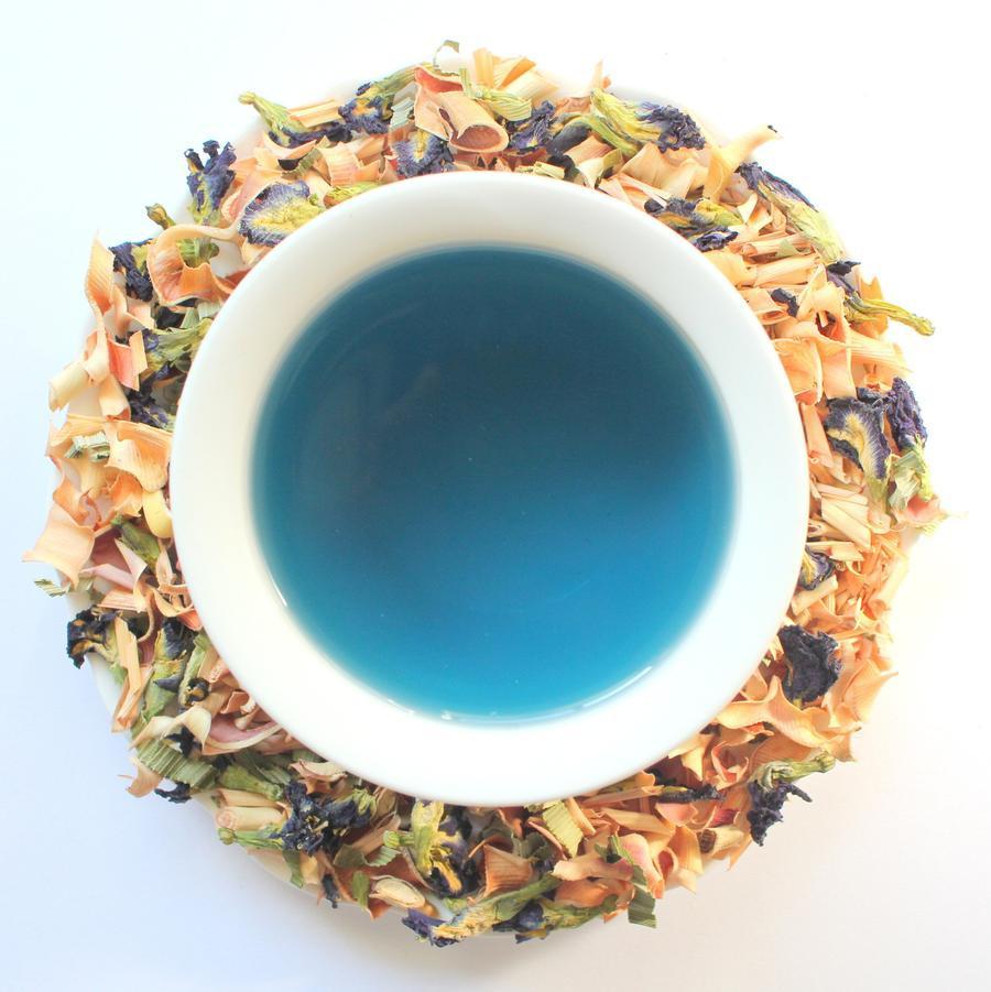 Life Of Cha - Crystal - Organic Butterfly Pea Tea