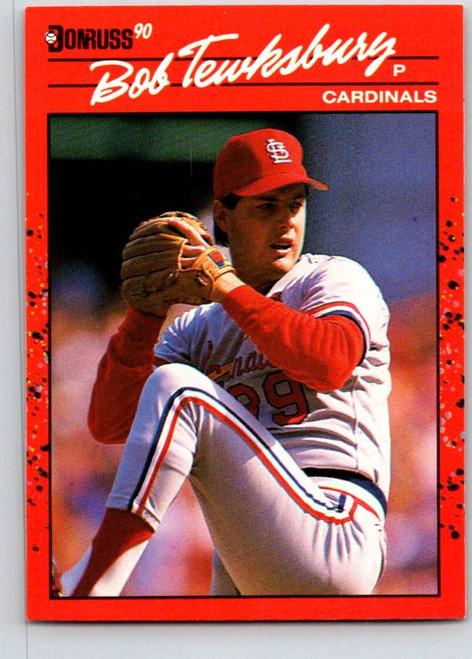 1990 Donruss #714 Bob Tewksbury NM-MT St. Louis Cardinals