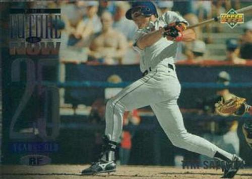 1994 Upper Deck #54 Tim Salmon FUT VG California Angels