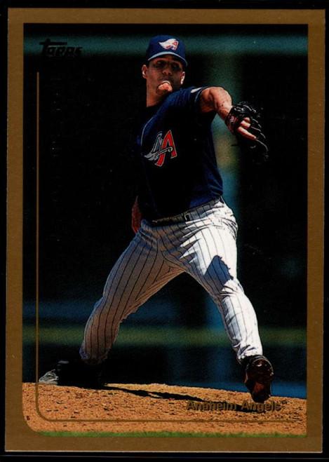 1999 Topps #37 Jason Dickson VG Anaheim Angels