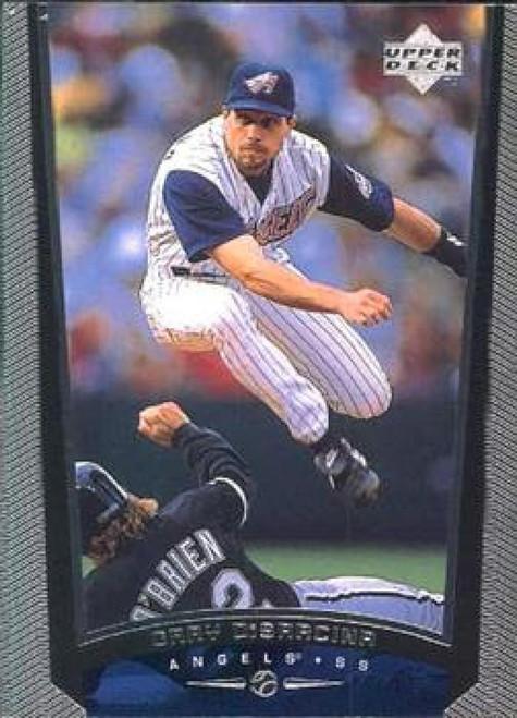 1999 Upper Deck #19 Gary DiSarcina VG Anaheim Angels