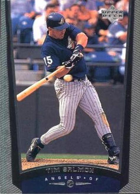 1999 Upper Deck #25 Tim Salmon VG Anaheim Angels