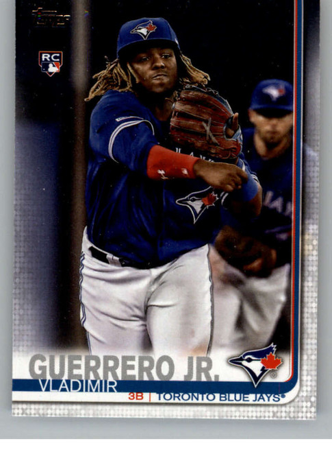SOLD 78124 2019 Topps Update #US1 Vladimir Guerrero Jr. NM-MT RC Rookie Toronto Blue Jays