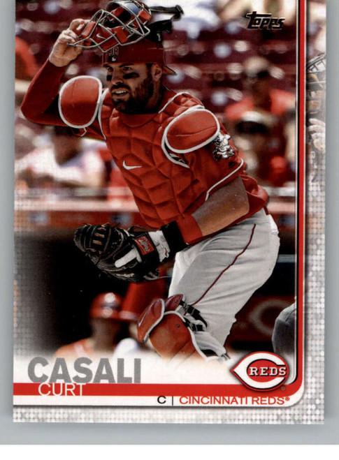 2019 Topps Update #US3 Curt Casali NM-MT Cincinnati Reds