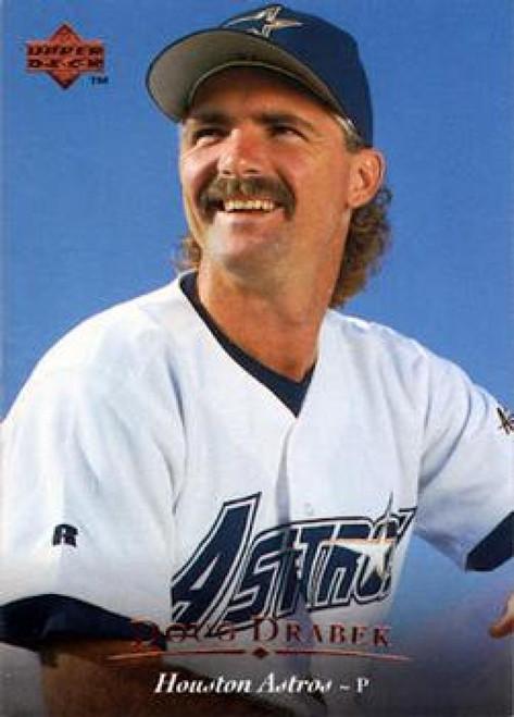 1995 Upper Deck #26 Doug Drabek VG Houston Astros