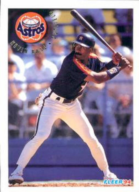 1994 Fleer #484 Kevin Bass VG Houston Astros