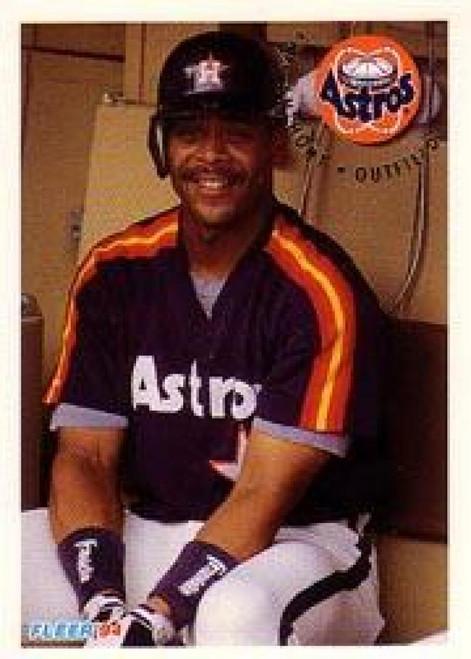 1994 Fleer #482 Eric Anthony VG Houston Astros