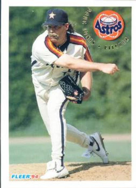 1994 Fleer #494 Doug Jones VG Houston Astros