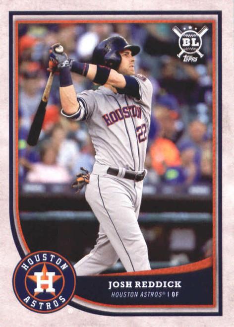 2018 Topps Big League #186 Josh Reddick NM-MT  Houston Astros